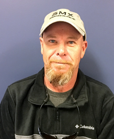 Rob Craver, Irrigation Manager